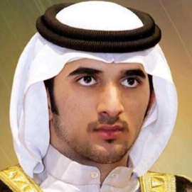 This undated photo made available by Emirates News Agency, WAM, shows late Sheikh Rashid bin Mohammed bin Rashid Al Maktoum, a son of Dubai's ruler and elder brother to the emirate's heir apparent. The United Arab Emirates state news agency WAM said Saturday, Sept. 19, 2015, that Sheikh Rashid died of a heart attack at age 33.