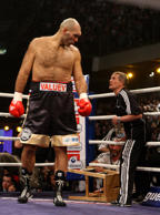 Nikolai Valuev - 7 feet (2.13 meters)