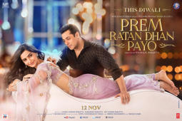 Salman Khan's on-screen journey as Prem