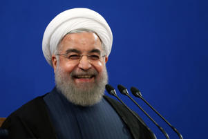 Hassan Rouhani. How the nuclear deal will give a huge boost to Iran's reformists