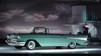 The Chevrolet Bel Air is notable for the first car ever to be driven by Bond in a movie. The Bel Air in Dr. No was black.