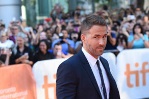 "Ryan Reynolds found fatherhood a ""relief""."