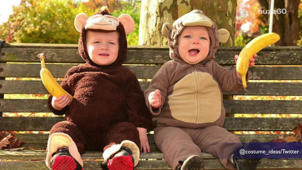 Adorable Halloween costume ideas for babies