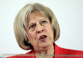 Home secretary Theresa May is to deliver her toughest warning yet that the era o...