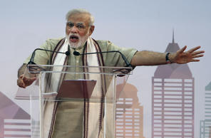 Now, London gets ready for Modi's next big show