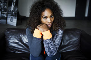 Serena Williams, Paris, France - 26 Feb 2013