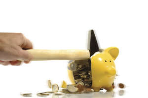 Generally, 10% of your salary should be invested into building your retirement savings.