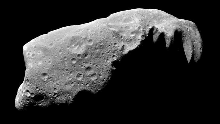 Un astéroïde va frôler la Terre le soir d'Halloween ! AAfDakd
