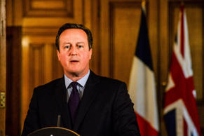 David Cameron sets out case for air strikes on IS in Syria