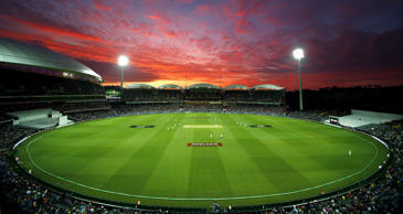 Day 1 of day night test at Adelaide Oval