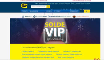 Site de Best Buy