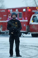 Three killed in US abortion clinic shootout