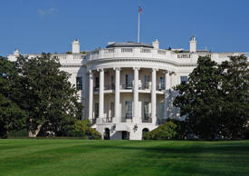 The White House in Washington, in this Tuesday, Nov. 18,2008 file photo.