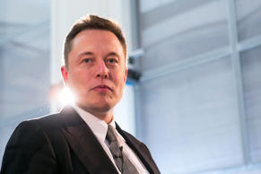Elon Musk (CEO and CTO of SpaceX and CeO of Tesla Motors)