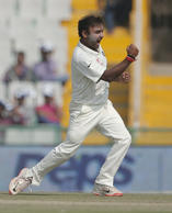 How Amit Mishra redeemed himself?