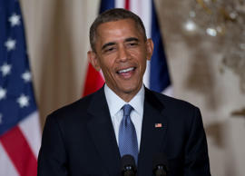 File: US President Barack Obama