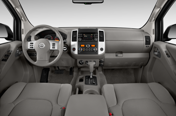 Slide 1 of 11: 2015 Nissan Frontier
