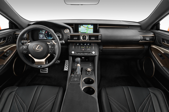 Slide 1 of 11: 2015 Lexus RC