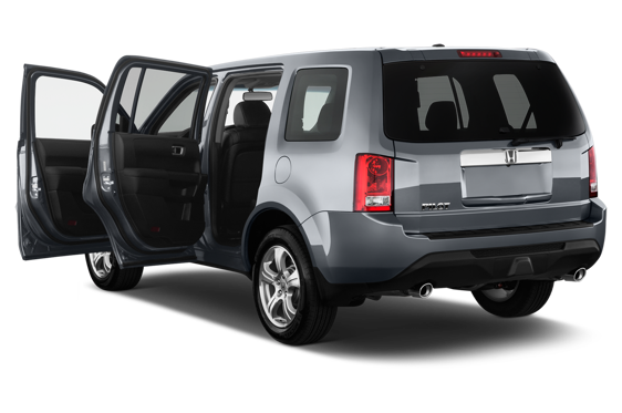 Slide 1 of 25: 2013 Honda Pilot