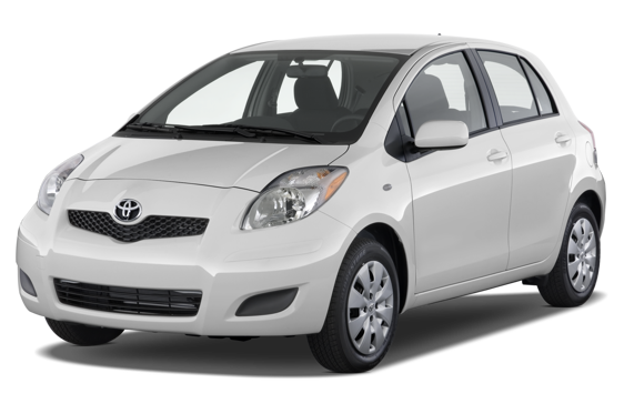 Slide 1 of 14: 2010 Toyota Yaris