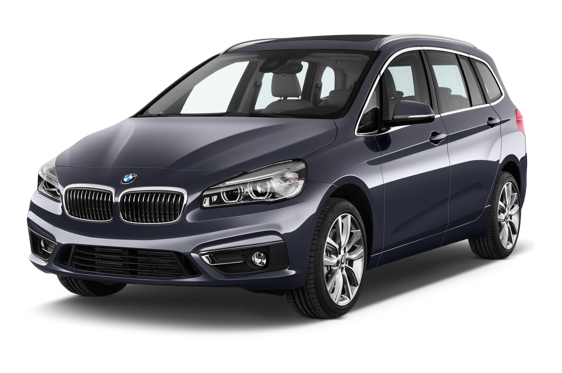 Slide 1 of 14: 2015 BMW 2 Series Gran Tourer