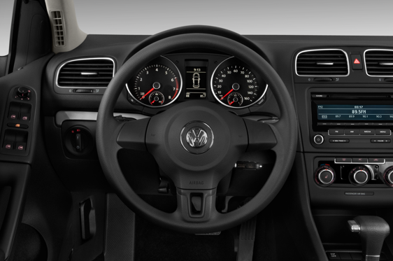 Slide 1 of 24: 2013 Volkswagen Golf