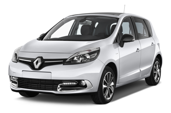 Slide 1 of 14: 2012 Renault Scenic