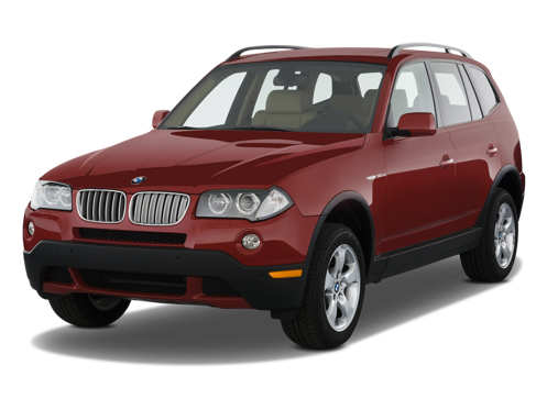 Slide 1 of 14: 2008 BMW X3