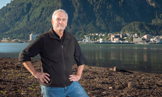 Greg Fisk, Mayor of Juneau