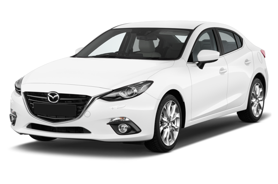 Slide 1 of 14: 2014 Mazda3 Fastback