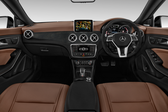Slide 1 of 11: 2014 Mercedes-Benz CLA-Class