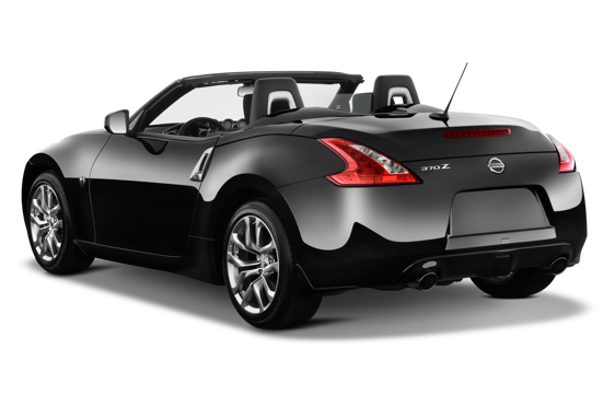 Slide 2 of 14: 2010 Nissan 370Z