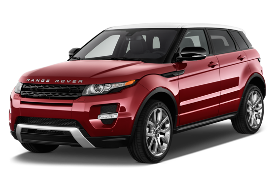 Slide 1 of 25: 2012 Land Rover Range Rover Evoque