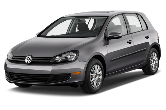 Slide 1 of 14: 2011 Volkswagen Golf