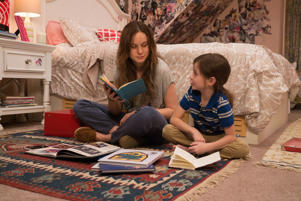 Brie Larson in 'Room'