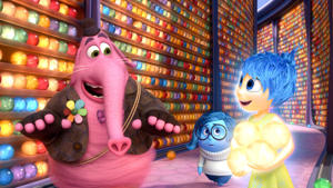 A scene from 'Inside Out'