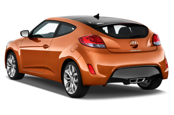 Slide 2 of 14: 2011 Hyundai Veloster