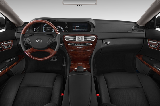 Slide 1 of 11: 2011 Mercedes-Benz CL-Class