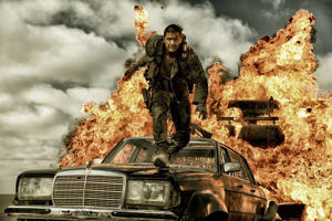 Tom Hardy in 'Mad Max Fury Road'