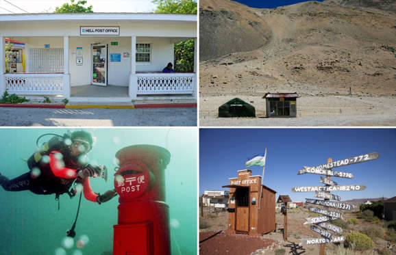 World Post Day: Unusual post offices around the world