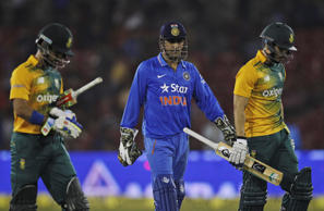 Will Dhoni lead India at WT20?