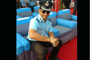 Sachin's son to join IAF?