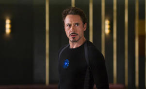 Can you imagine anyone besides Robert Downey Jr. (pictured) as the Iron Man in Avengers?