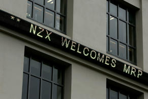 The S&P/NZX 50 Index has closed 0.2 per cent higher after A2 Milk Co raised $40 million to help fund planned growth.