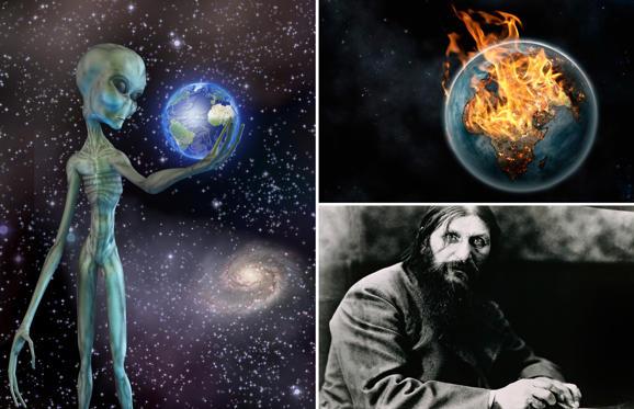 Ridículas Teorías Sobre El Fin Del Mundo.