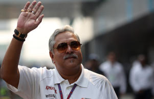CBI searches Vijay Mallya's residence in Rs900 crore loan default case
