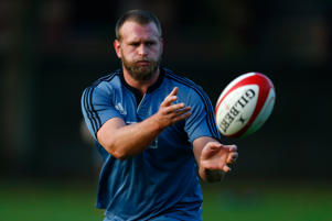 Prop Joe Moody is on his way to England as cover for 118-Test veteran Tony Woodcock who was injured in the All Blacks' 47-9 win over Tonga at the RWC.