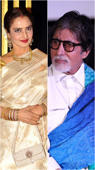 Amitabh and Rekha: An affair to remember