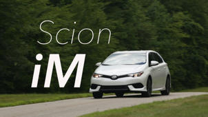 2016 Scion iM Quick Drive