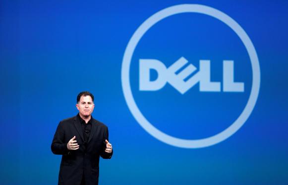 <p>Michael Dell, CEO de Dell Inc., habla durante la conferencia Oracle Open World 20122, el 4 de octubre de 2011, en San Francisco, California, EE.UU..</p>